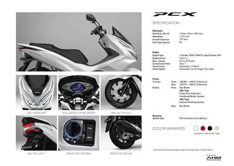 motor honda pcx  exceed excellence honda cengkareng