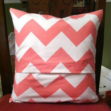 easy tutorial for envelope pillow cover for the home