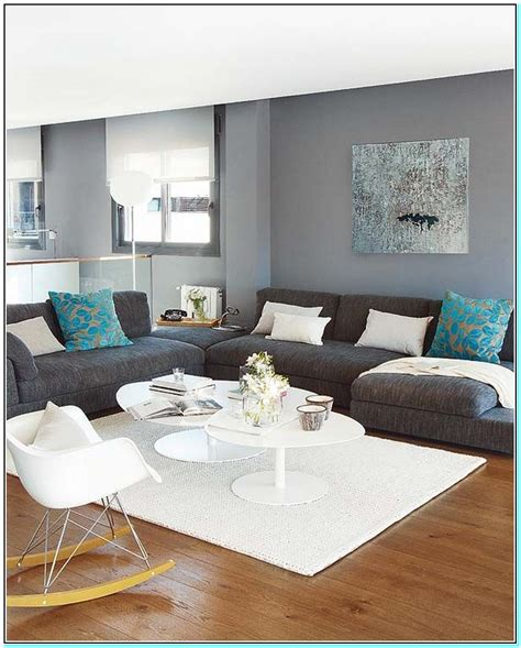 What Colour Walls With Grey Sofa by Top 24 What Color Furniture Goes With Gray Walls
