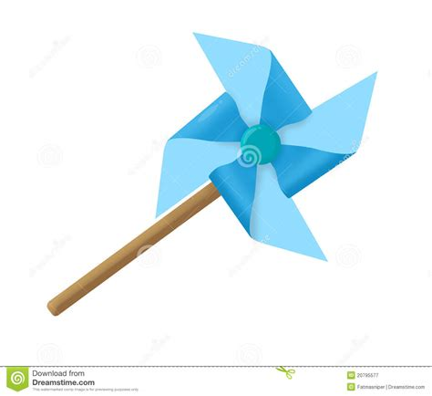 Paper Windmills - windmill paper royalty free stock photography image