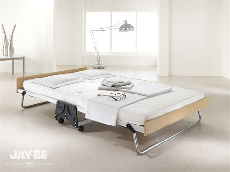 J Bed by Be J Bed Performance Folding Bed With Optional