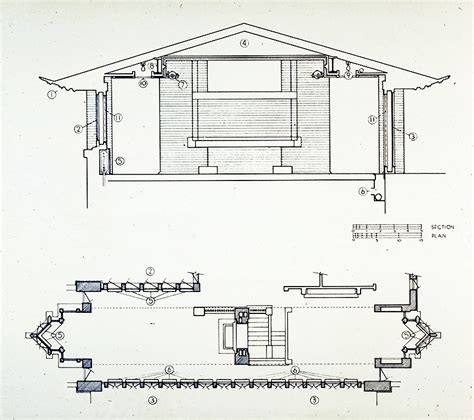 robie house plan cladding1 html