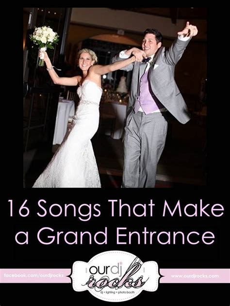 Wedding Song For Entrance Of The by 17 Best Images About My Future Wedding Songs On