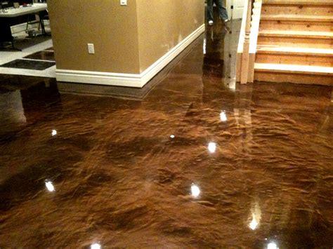 concrete epoxy floors coffee reflector epoxy