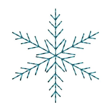 free printable mini snowflakes needle passion embroidery embroidery design winter