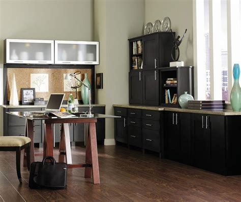 Office Room Cabinets by Grey Office Cabinets Decora Cabinetry