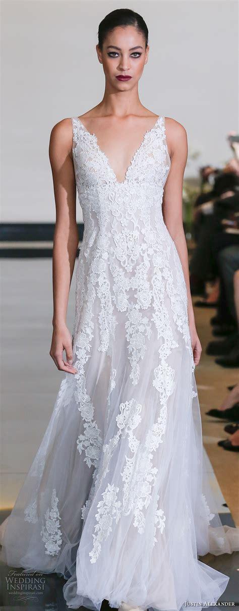 wedding dresses in island new york justin 2018 wedding dresses new york bridal fashion week runway show us206