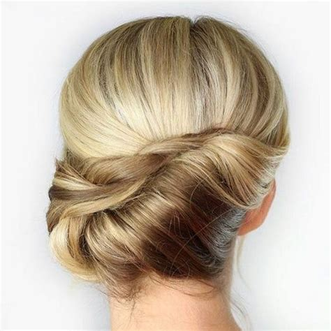 Roll Hairstyle by Step By Step Roll Hair Updo Styles