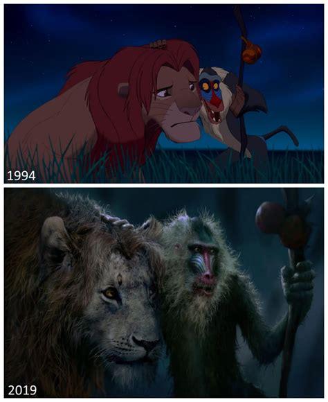 lion king comparison   gag