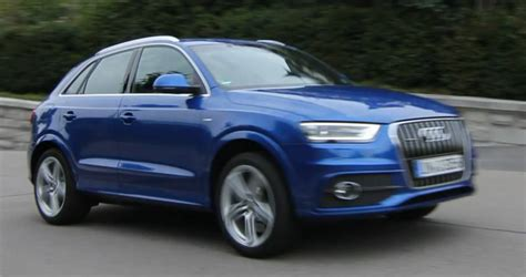 Audi Q Rs 3 by Audi Q3 Con Motor Rs3