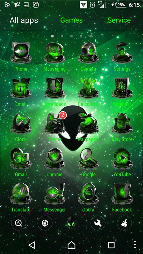 download themes for android version 2 2 directory listing of android skinpack pic go aliengreen