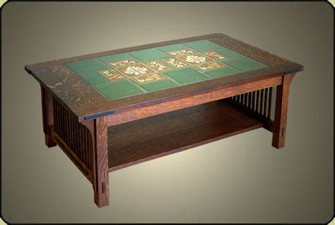 Arts Crafts Coffee Table Arts And Crafts Coffee Table
