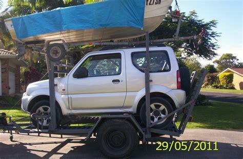 Suzuki Jimny For Sale Qld Car Trailer Suit Suzuki Jimny Sirrea Brisbane Trailers