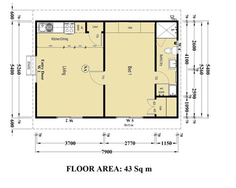 bachelor flat floor plans the bachelor one bedroom granny flat design