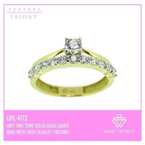 Wedding Ring Karat World by Promise Ring Engagement Ring And Wedding Ring What S