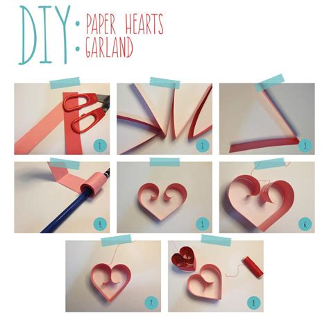 Paper Craft Work Tutorial - cool crafts bead cord