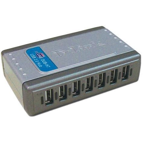 d link dub h7 7 port usb hub reviews specification