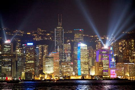 hong kong light show what to look forward to in hong kong international