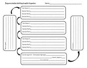 Argumentative Essay Graphic Organizer by 15 Best Images Of Argument Writing Graphic Organizers