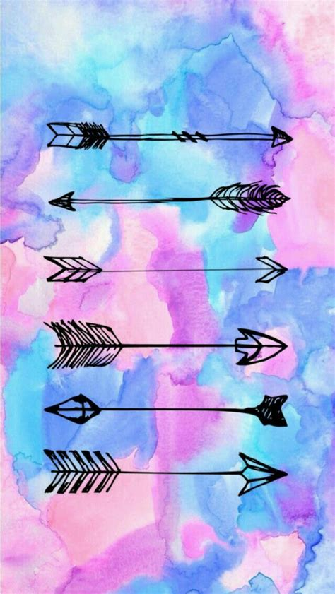 girly arrow wallpaper 22 best images about fondos tumblr on pinterest flower