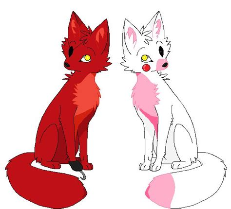 mangle five nights at freddys fandom 51 best images about foxy x mangle on pinterest fnaf
