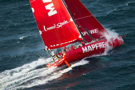 MAPFRE Participates in the Volvo Ocean Race   blog.mapfre