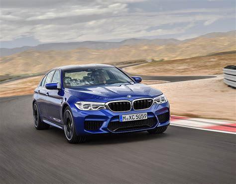 New Bmw 2018 M5 by Bmw M5 2018 New Car Revealed Alongside Uk Price Specs