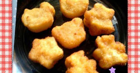 cara membuat nugget ayam dengan tepung resep mpasi nugget ayam 1y cerita mami kenzie