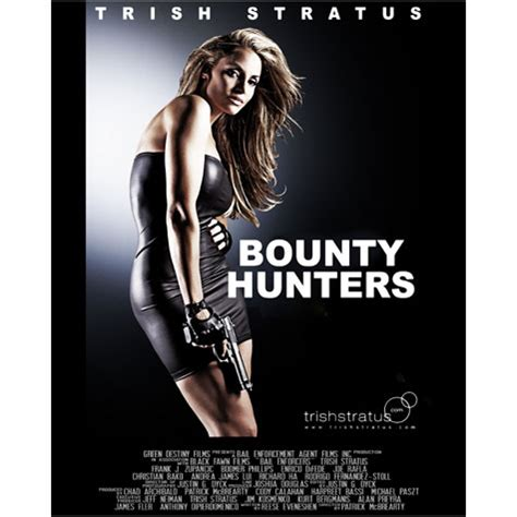trish stratus special move bounty hunters movie poster 8x10 posters photos shop