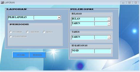 contoh laporan visual basic contoh erd inventory barang contoh 0108