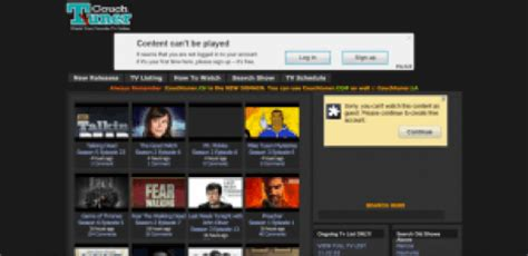 couch tv streaming 14 movie streaming sites like putlocker