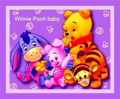 imagenes de winnie pooh bebe y sus amigos dibujos de winnie pooh y sus amigos beb 233 s imagui