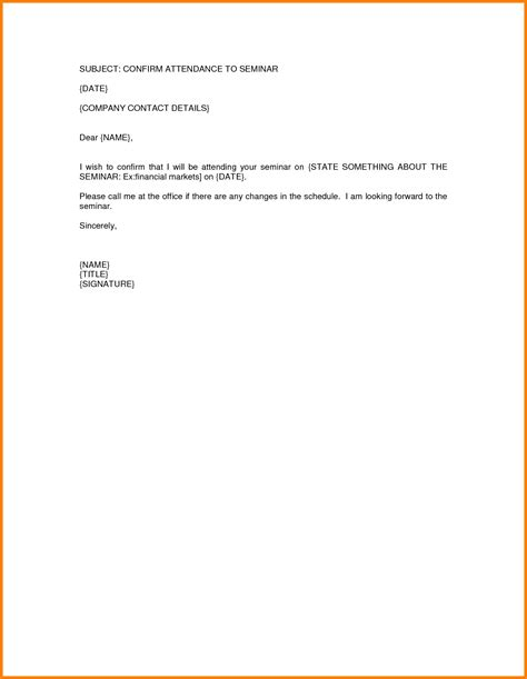 certification letter for attendance certificate of attendance letter template gallery