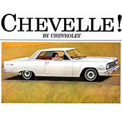 1964 Chevelle Specs Colors Facts History And