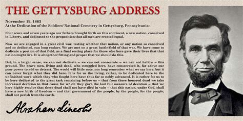 s gettysburg address makes closing argument for opinions on gettysburg address