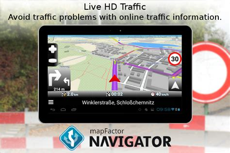 best navigator android mapfactor gps navigation maps android apps on play