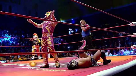 la lucha de jan aaa worldwide desde la arena neza parte 1 lucha libre aaa enero 2016 youtube