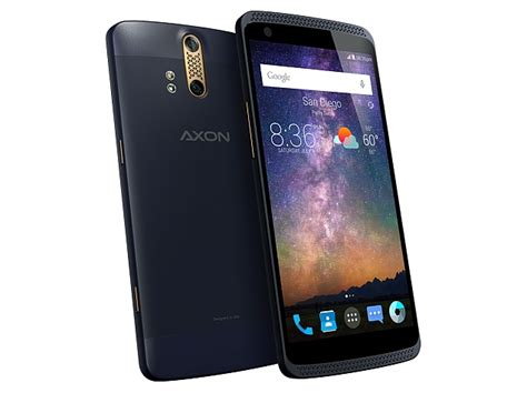 Zte Ram 4gb zte axon with 4gb ram and dual lens set to launch next month technology news