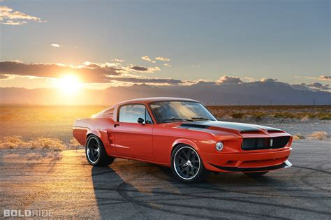 Classic Car Wallpaper Settings Cool by 1968 Ford Mustang Villain Rod Rods Classic