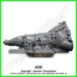 Ford Aod Aod Transmission Heavy Duty Performance 2wd Ford Aod