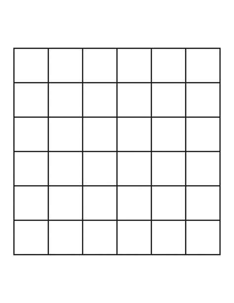 grid pattern en ingles 6 by 6 grid clipart etc