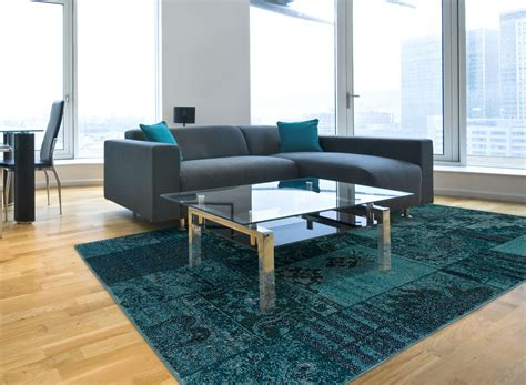 Living Room Modern Rugs Blue Contemporary Living Room Rug All About Rugs