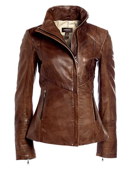 Jaket Kasual Wanita Bc Rc120 Womens Casual Jacket Sorell great leather jacket via danier style 104030536