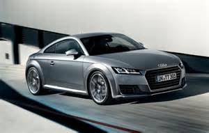 Audi Dt 2017 Audi Tt Rs Photos Leaked Fdfs