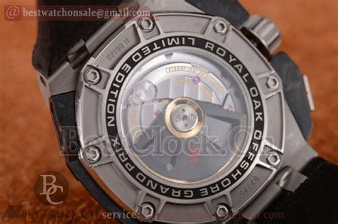 Judul Audemars Piguet Chronograph Date Premium Quality Japan audemars piguet royal oak offshore grand prix real forge carbon parts chrono replica a3126 blue