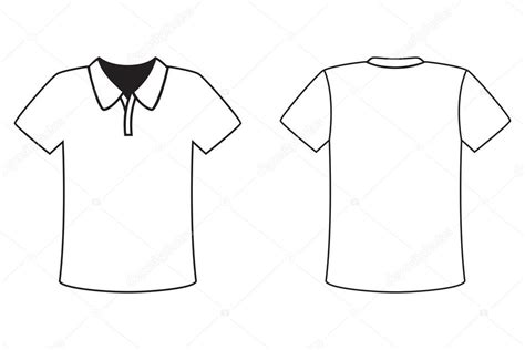 layout t shirt vector blank t shirt vector design template simple front and