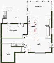 Galley Kitchen Floor Plan Layouts Galley Kitchen Floor Plans House Furniture