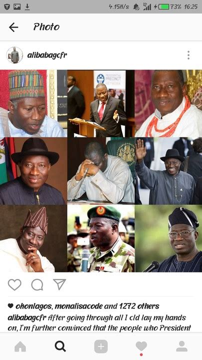 alibaba nigeria gej was betrayed by those he entrusted with authority
