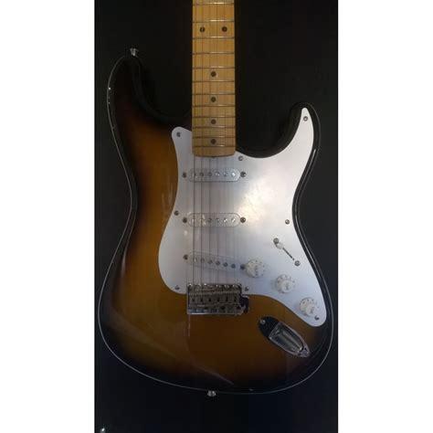 Fender Stratocaster Japan Reissue fender 1954 reissue stratocaster made in japan pre owned
