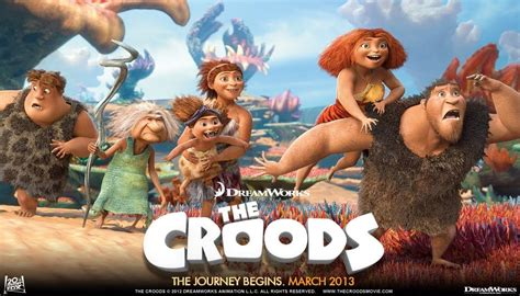 Film Cartoon The Croods | the croods teaser trailer